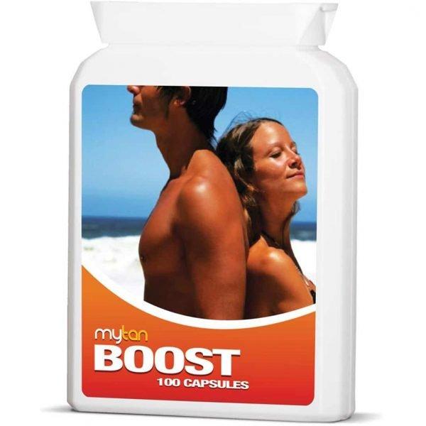 MyTan Boost Tanning Tablets